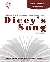 Dicey's Song - Teacher Guide by Novel Units