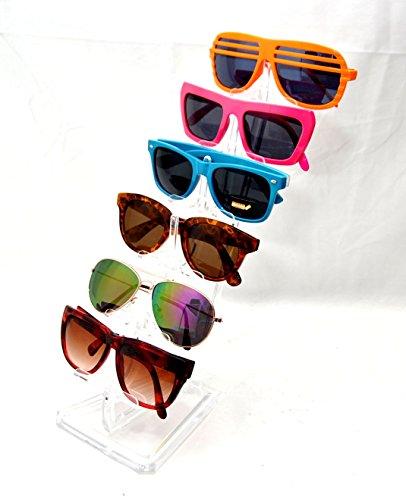 Brillenständer mit 6 Sonnenbrillen by schenkfix