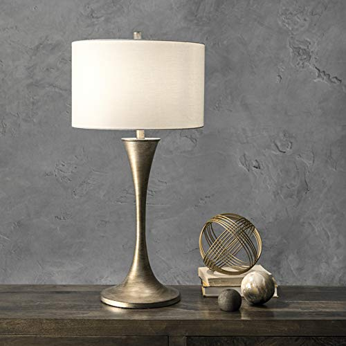 nuLOOM Columbia 33u0022 Metal Table Lamp
