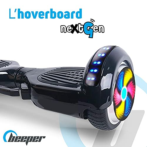 BEEPER - Hoverboard Electrique 6,5 Batterie Lithium-ION 4,4