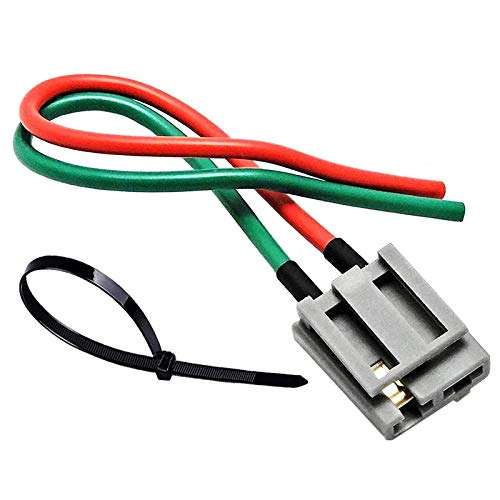 Xislet HEI Distributor Pigtail Wire Harness Tachometer Pigtails 12v Power & Tach Connector Plug Compatible with RV Chevy GM HEI 170072