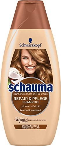 Schauma Shampoo Repair & Pflege, 400 ml