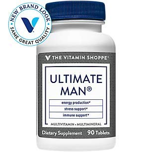 Ultimate Man Multivitamin (90 Tablets) by The Vitamin Shoppe
