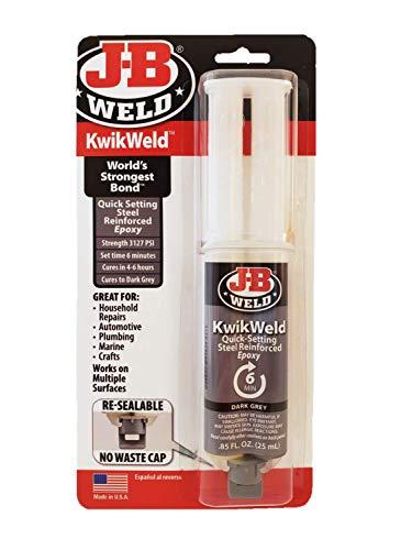 J-B Kwik Weld Epoxidharzkleber, schnellhärtend