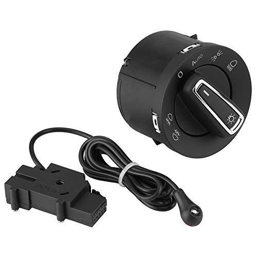 Sensor del interruptor de la linterna del coche con control de luz antiniebla para MK7 5GG941431D