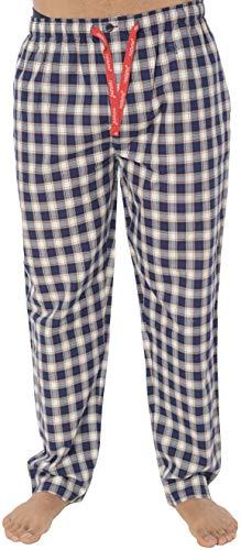 El Búho Nocturno - Pantalón de Pijama Suelto de Hombre |