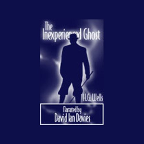 The Inexperienced Ghost audiobook cover art