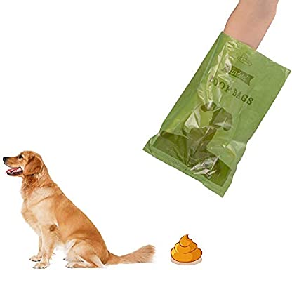 Yingdelai Dog Poo Bags - 26 Rolls 390 Bags with 1 Dispenser-Biodegradable,Eco Friendly Poop Bags Dog 7