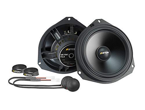 Eton UGFIAT-F2.2 - Spezifisches Lautsprechersystem für FIAT Ducato, Citroen Jumper, Peugeot Boxer