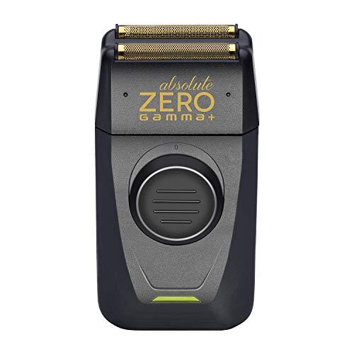 GAMMA+ Absolute Zero Cordless Foil Shaver & Retractable Trimmer
