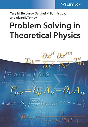 Problem Solving in Theoretical Physics