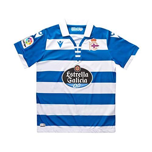 RC Deportivo Azul Camiseta, Niños, 58110016