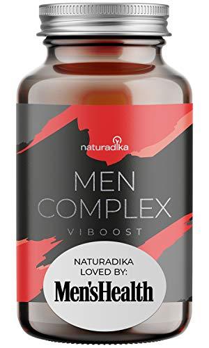 VIBOOST MEN COMPLEX | Fórmula Específica para HOMBRE | Acción...