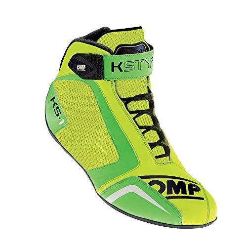 OMP OMPIC/81505847 schoenen, geel/groen, maat 47