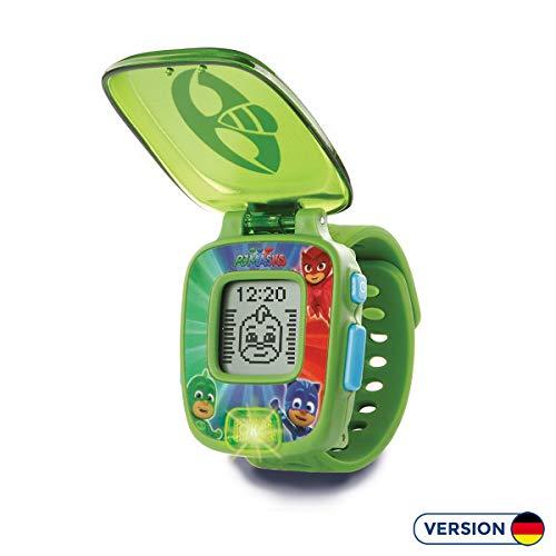 VTech-80-175884 Reloj de Aprendizaje, Color Verde (80-175884)