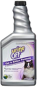 Urine-Off Pulvérisateur pour Chats, 479,1Gram