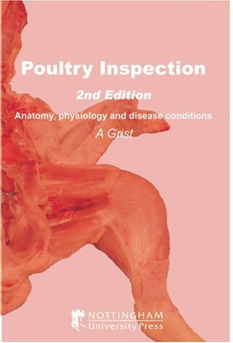 Poultry Inspection: Anatomy, Physiology and Disease Conditions