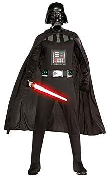 Star Wars Adult Darth Vader Set Black Plus