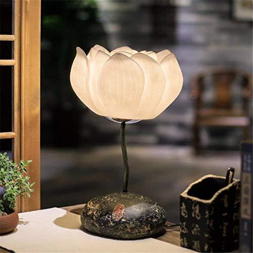 Escritorio JUNLI Lámpara Lámparas de mesa, moderna minimalista dormitorio lámpara de cabecera, Sala de estar Estudio de la lámpara, la lámpara del jardín, niños leyendo luces decorativas Ligero