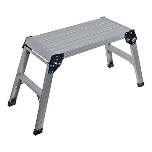Silverline 640000 Step-Up Work Platform 150kg Capacity