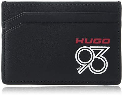 HUGO by Hugo Boss Herren Hugo 93_S card case 10221477 01 Kartenhalter, Jet Black, Einheitsgröße