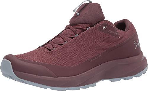 Arc'teryx Aerios FL GTX Shoe Women's | Gore-Tex Hiking Shoe | Saskajam/Aeroscene, 9