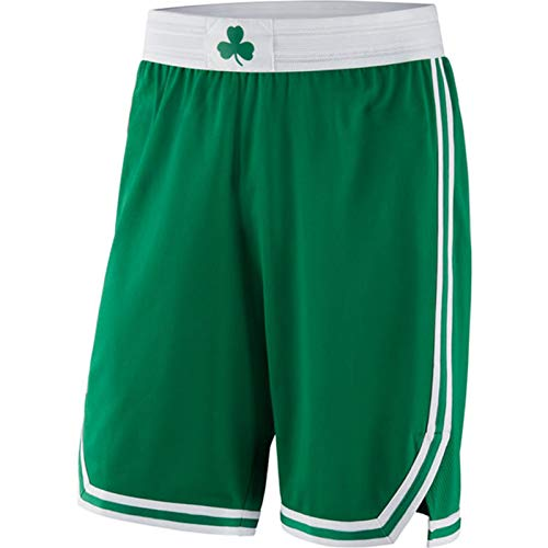 HRTE Tatum #0 Walker #8 Irving #11 Celtics Men's Basketball Jersey,2021 New Season Green Sleeveless Shirt and Shorts,Fan Sportswear,Outdoor Team Shirts Shorts-M