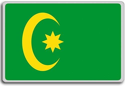 Ottomaanse Kalifaat- Religieuze vlaggen koelkast magneet