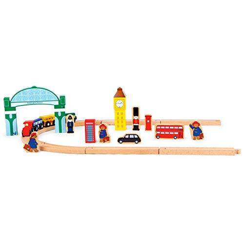 Paddington And Paddington Bear - 5998 - Circuit De Trains Miniatures Et Rail - Set De Jeu - Chemin De Fer