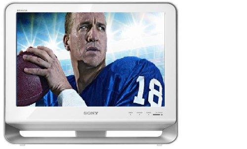 Sony Bravia M-Series KDL-19M4000/S 19-Inch 720p LCD HDTV,Silver