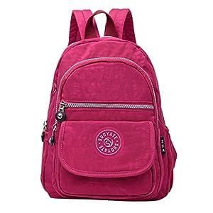 TWIFER Mochilas Escolares Mochila Oxford antirrobo Impermeable para Mujer Tipo Casual Mochilas Mochila Escolar Unisex para Adolescentes Señoras Bolsa de Viaje