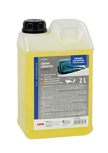 Lampa 38087 - Limpiacristales para Eliminar Mosquitos perfumado, Listo para Usar