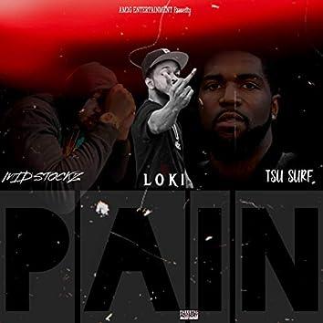 Pain (feat. Tsu Surf & Loki)