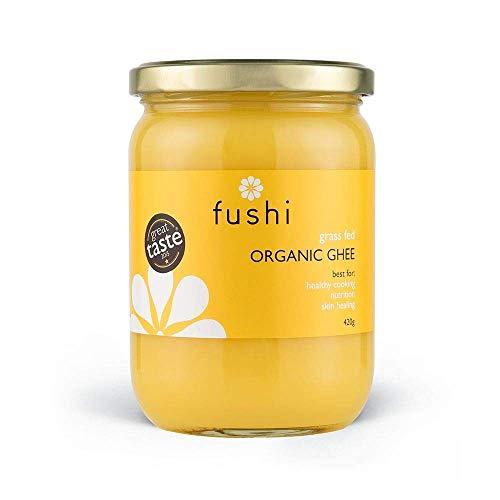 Fushi Organic Ghee 420 grams (Pack of 1)
