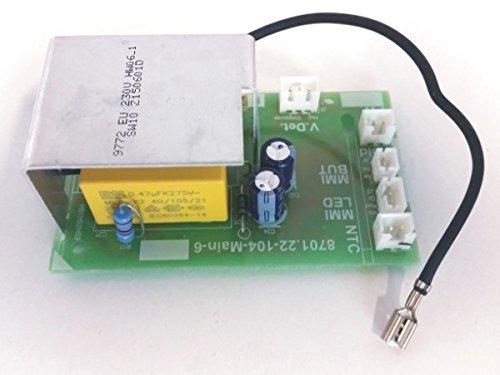 SEB elektrische kaart, koffiezetapparaat espresso Dolce Gusto Oblo Kp110 Krups Ms-623716
