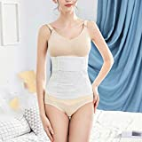 JINTONGJU Abdominal Belt Pregnant Women Postpartum Body Waist Belt, Size:XL(White) Weight Management