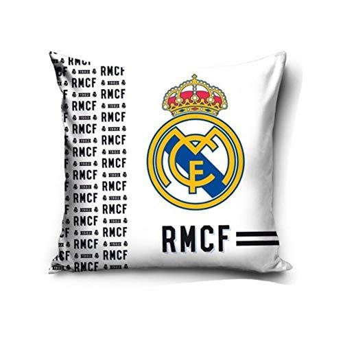 Real Madrid Cojín Forma Cuadrada