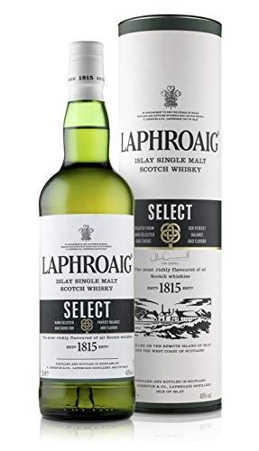 Laphroaig Select Islay Single Malt Scotch Whisky (1 x 0.7 l)