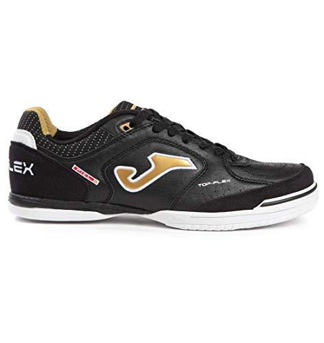 Joma Flex 801 Indoor voetbalschoenen voor heren, zwart/goud