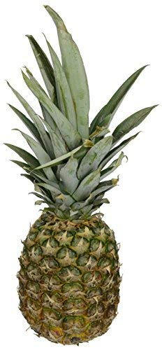 Pineapple Whole Trade Guarantee Conventional, 1 Each