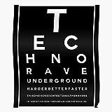 Generic Electronic Rave Clubbing Festival Underground EDM