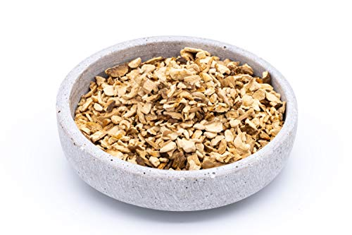 Shiitake setas BIO 1 kg trozos secas, pedazos y piezas biológicos, orgánicas, vegan, 100% naturales 1000g