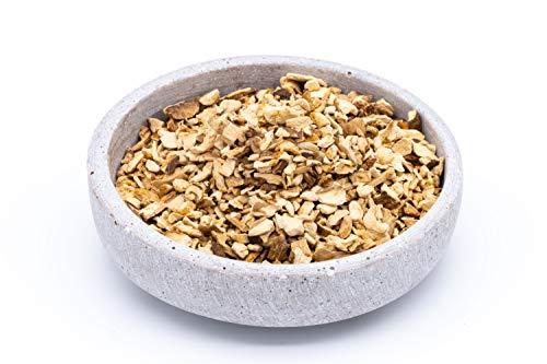 Shiitake setas BIO 200g trozos secas, pedazos y piezas biológicos, orgánicas, vegan, 100% naturales