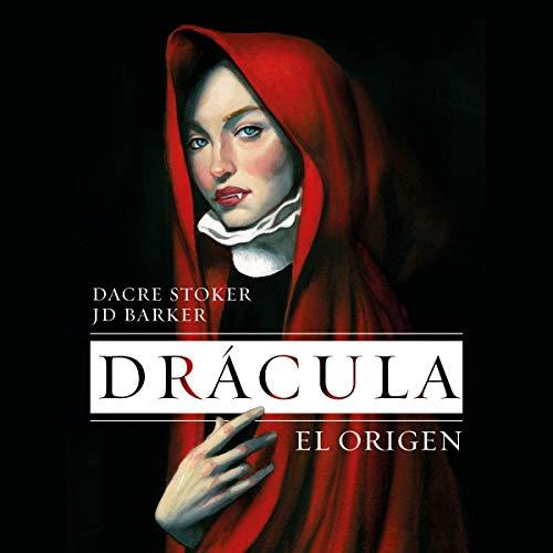 Drácula: El Origen audiobook cover art