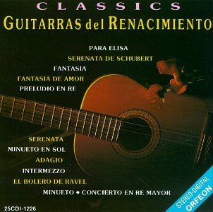 Classics: Guitarras Del Renacimiento: Amazon.es: Música