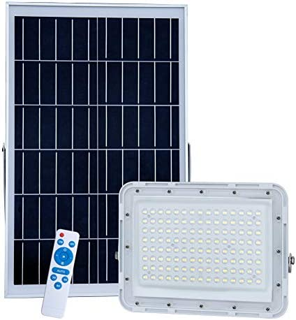 300W LED Solar Flood Lights 20000Lumens Street Flood Light Outdoor IP67 Waterproof with Remote product image