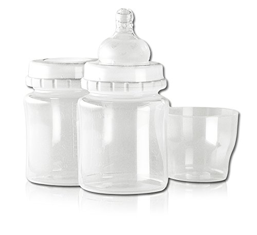 Rumble Tuff Milk Storage Bottle Set