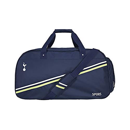 Tottenham Hotspur Unisex's Holdall Bag, Navy Blue, 58 x 30 x 30cm