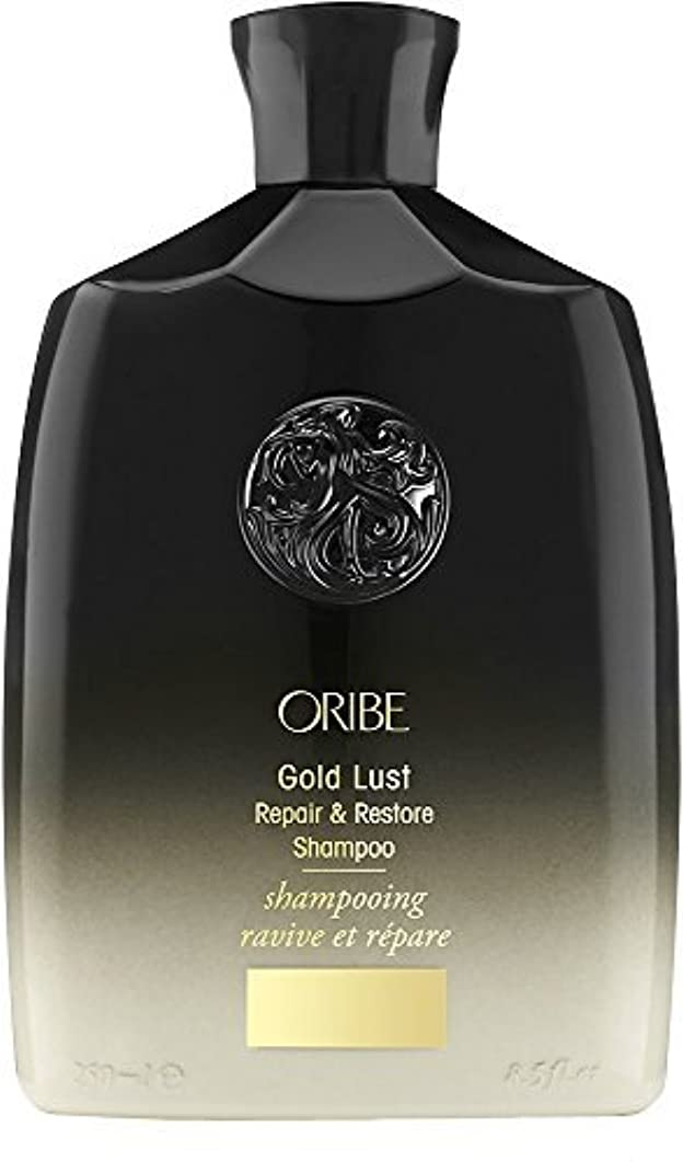 梨今計画ORIBE Gold Lust Repair & Restore Shampoo 8.5 fl. oz. [並行輸入品]