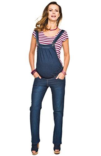 Torelle Schwangerschaftslatzhose, Schwangerschaftsjeans, Umstandshose, hochwertige Baumwolle, Modell: Talas, S